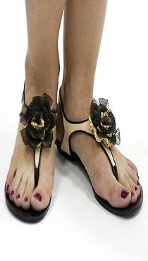 ОБ 104-057 Босоножки Dolce&Gabbana