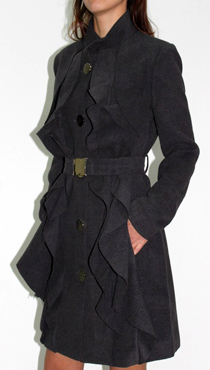 ПО105-56 Пальто Dolce&Gabbana