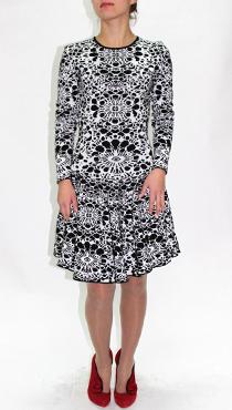 ПЕ450-285 Платье Alexander McQueen