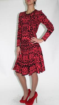 ПЕ450- 285 Платье Alexander McQueen