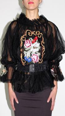 ТР105-348 Блуза Dolce&Gabbana