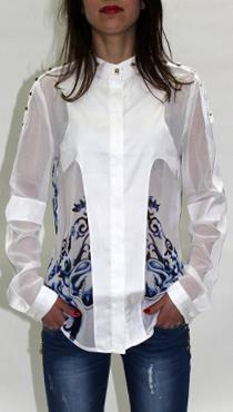 ТР109-349 Блуза Gucci