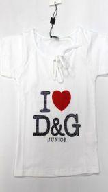 ДД-120-031 Футболка D&G Junior