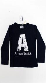 ДM119-070 Футболка Armani Junior